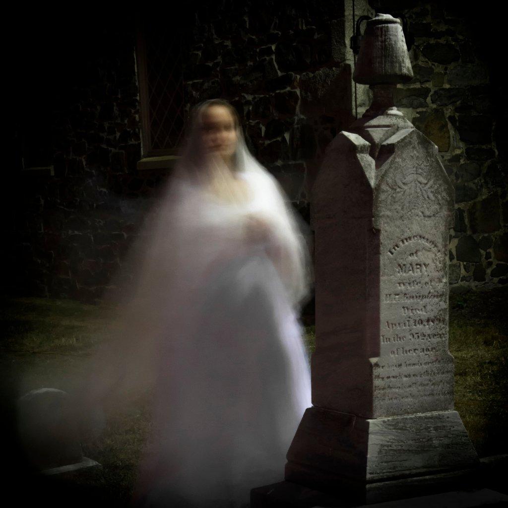 Ghost bride by ksmale