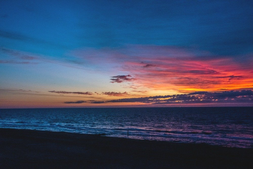 Ocean City Sunrise by joansmor