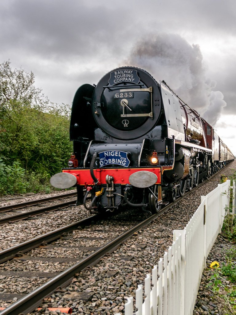 Duchess of Sutherland by rjb71