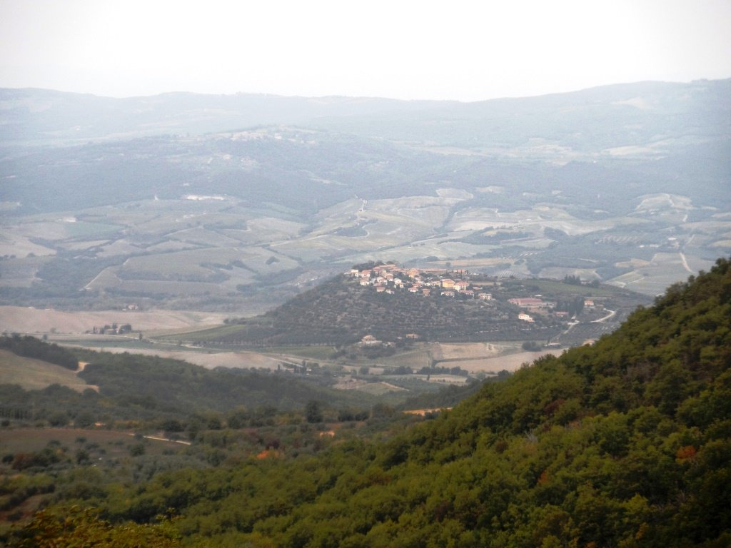View from Cinigiano (the area of Monte Amiata) by will_wooderson