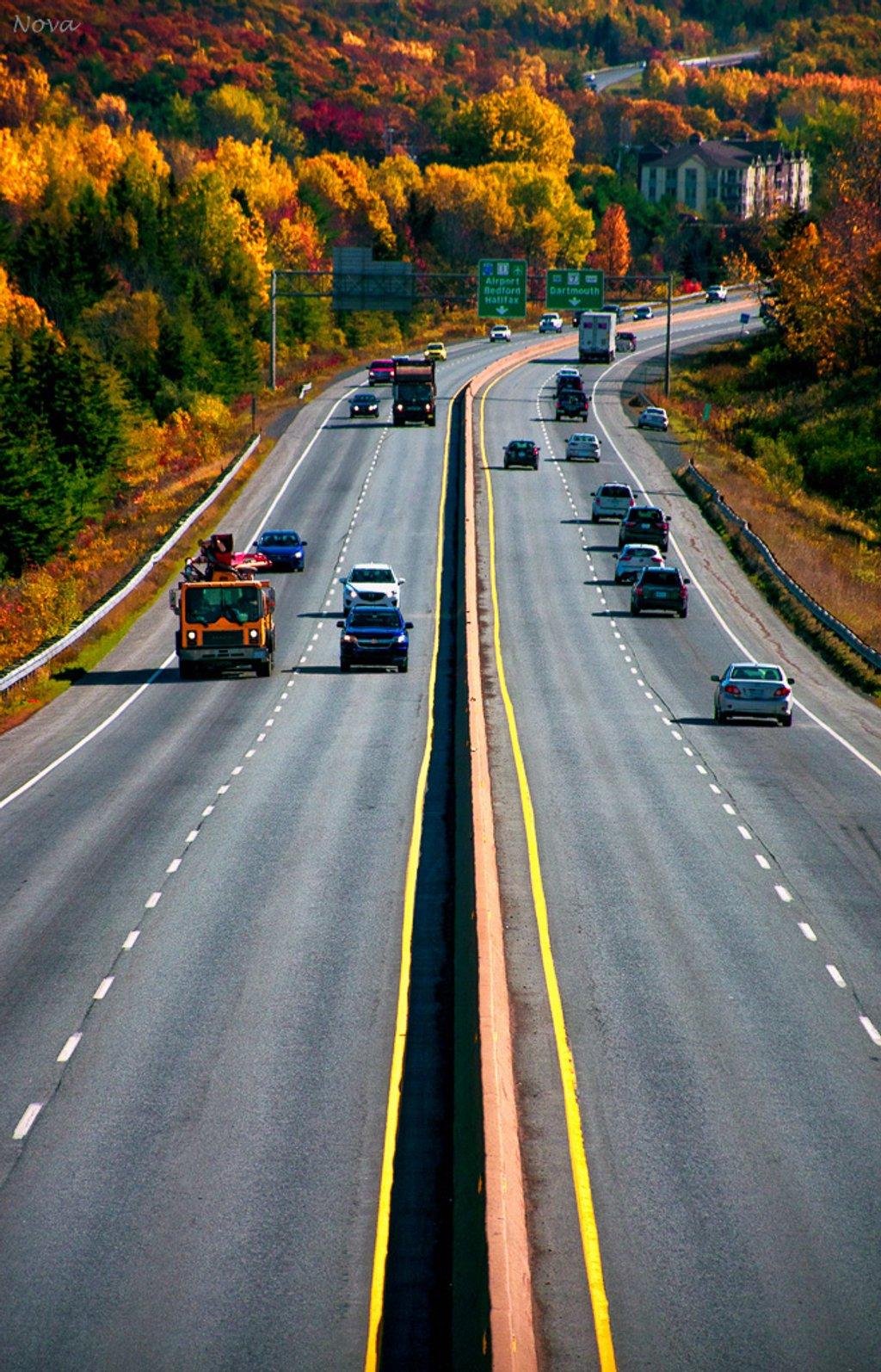 Highway 101 by novab
