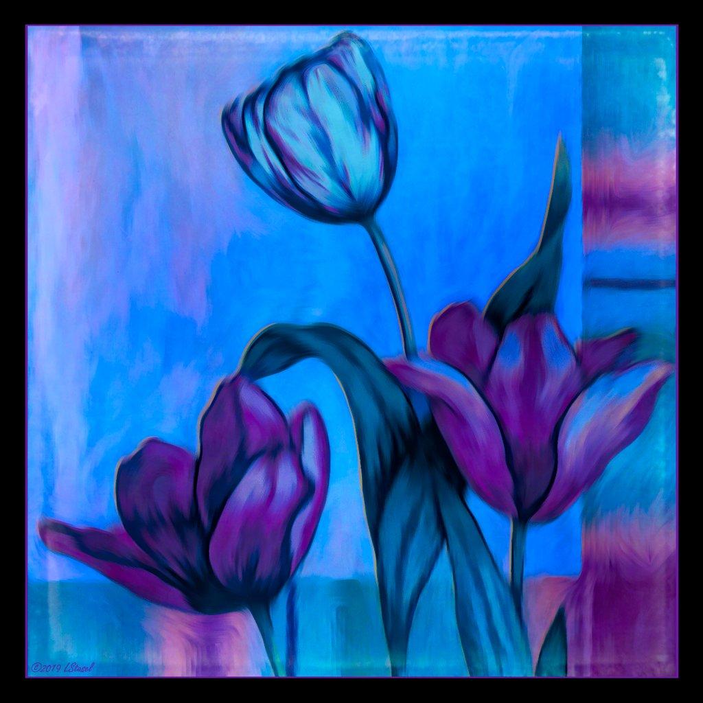 Tulip Art by lstasel