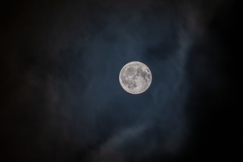 The Beaver Moon by rjb71