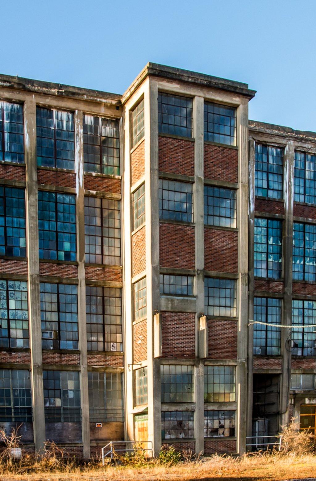 Sanford Mill by joansmor