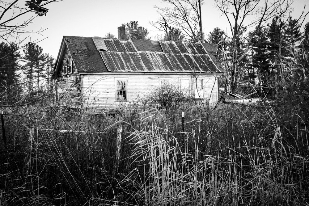 The Old Homestead by joansmor