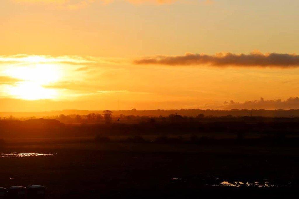 Donna Nook Sunset by phil_sandford