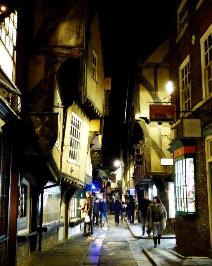 The Shambles (2) by fishers