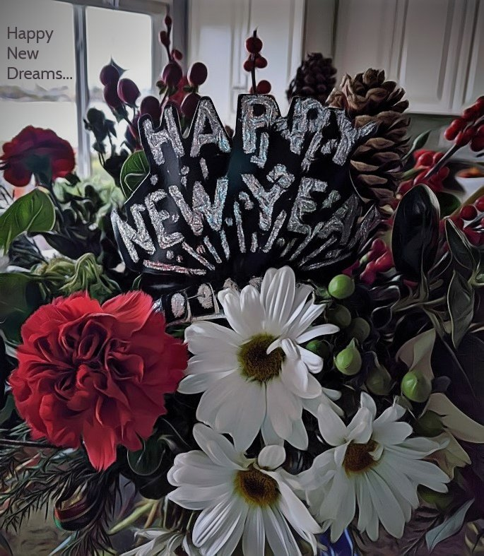 Happy New Year by madamelucy