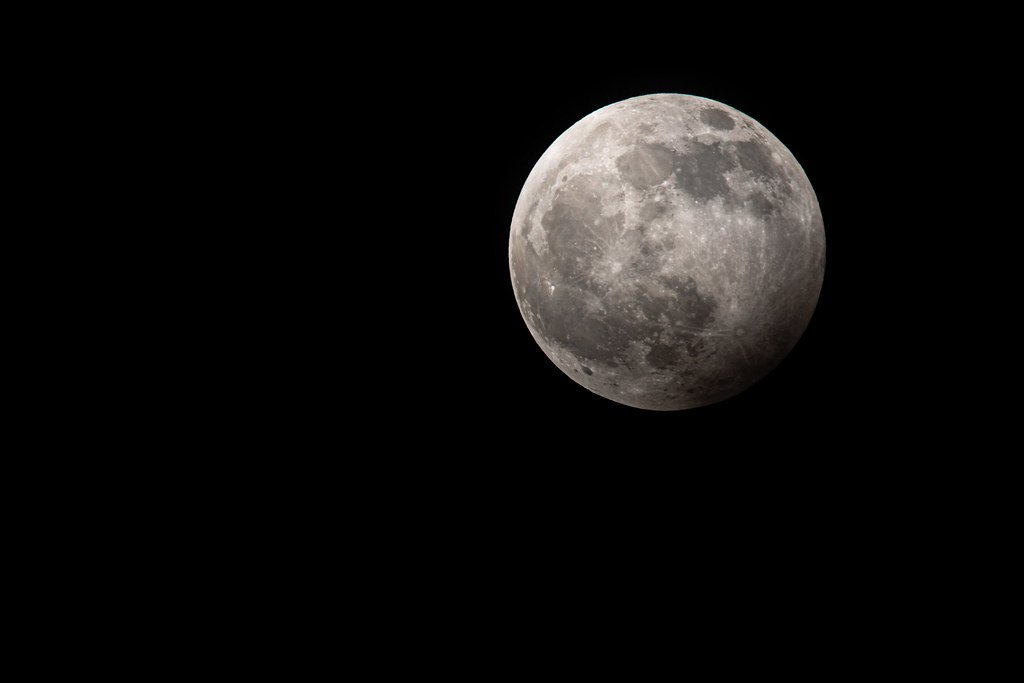 Penumbral Eclipse by rjb71