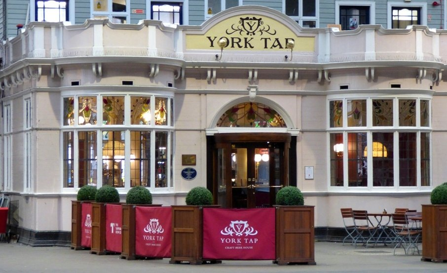 The York Tap by fishers
