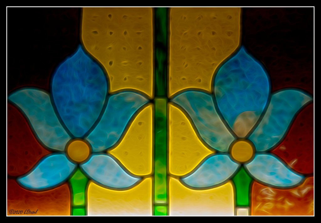 Stained Glass by lstasel