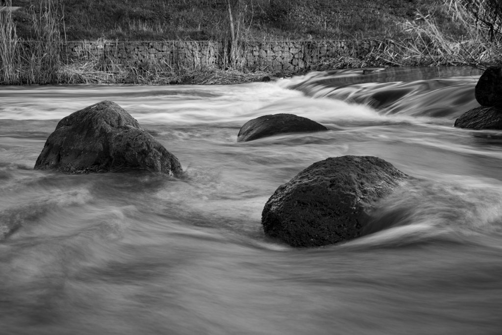 Rocks in the river - Revisited by leonbuys83