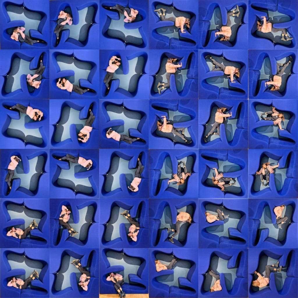 36 Alix in 36 boxes.  by cocobella