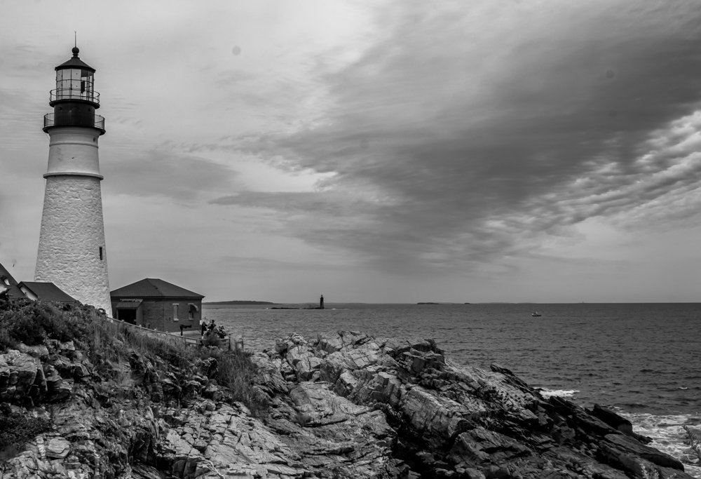 Lighthouses by joansmor