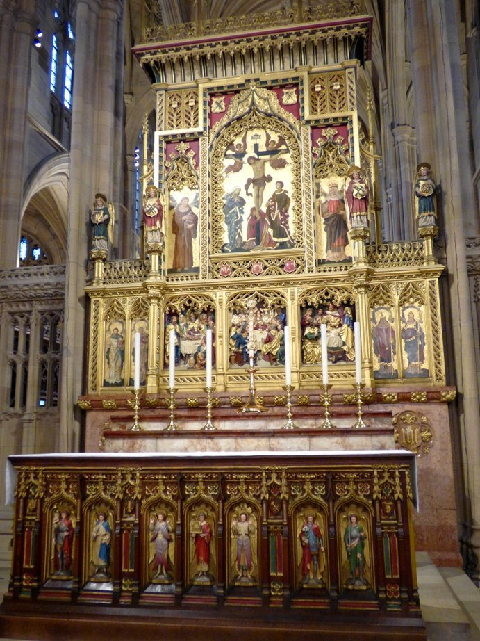 Wakefield Cathedral by fishers