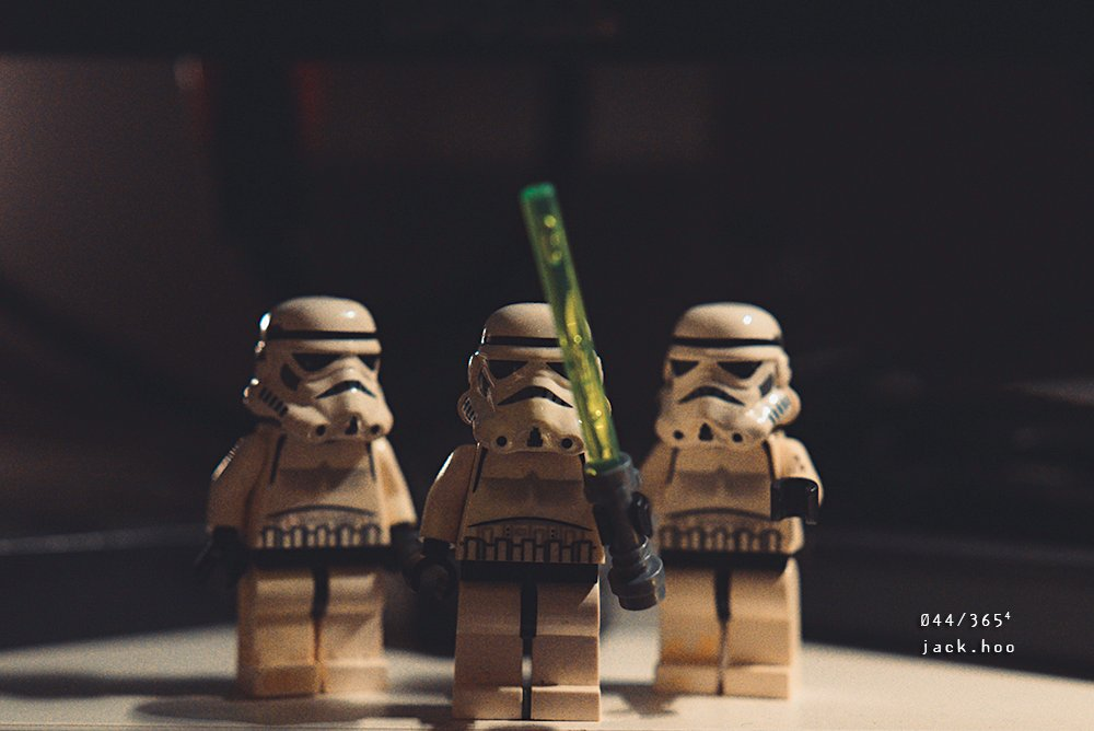 044/365⁴ : Arent you a little short to be Stormtrooper?! by jackhoo