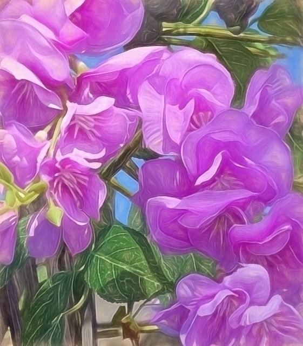Painterly by joysfocus