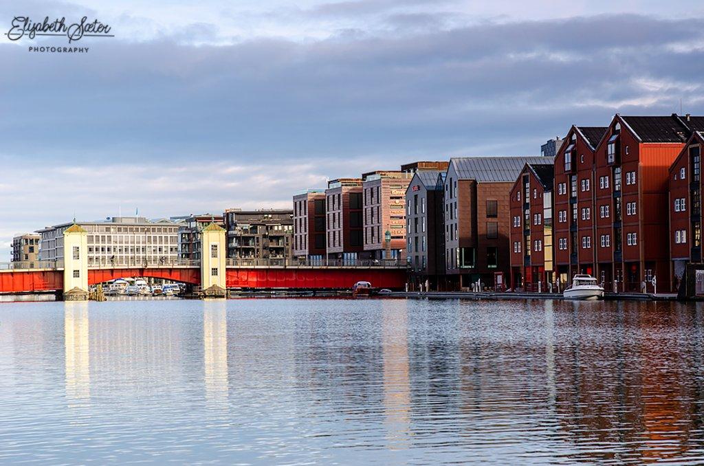 Trondheim by elisasaeter