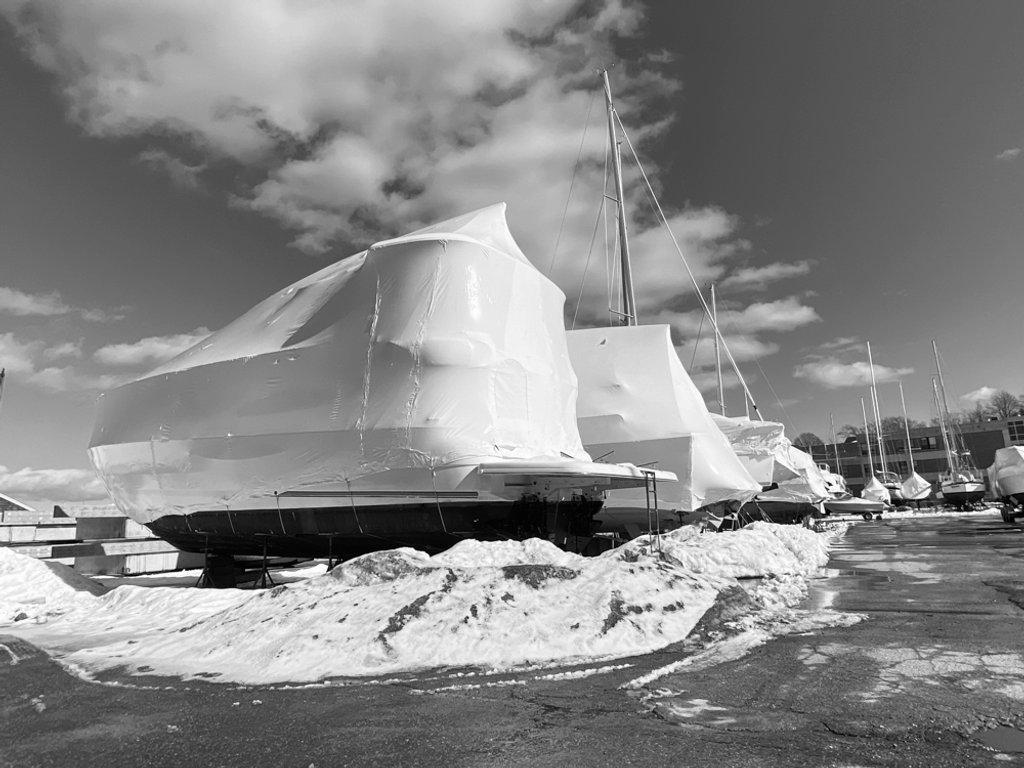 Ghost Ships by joansmor