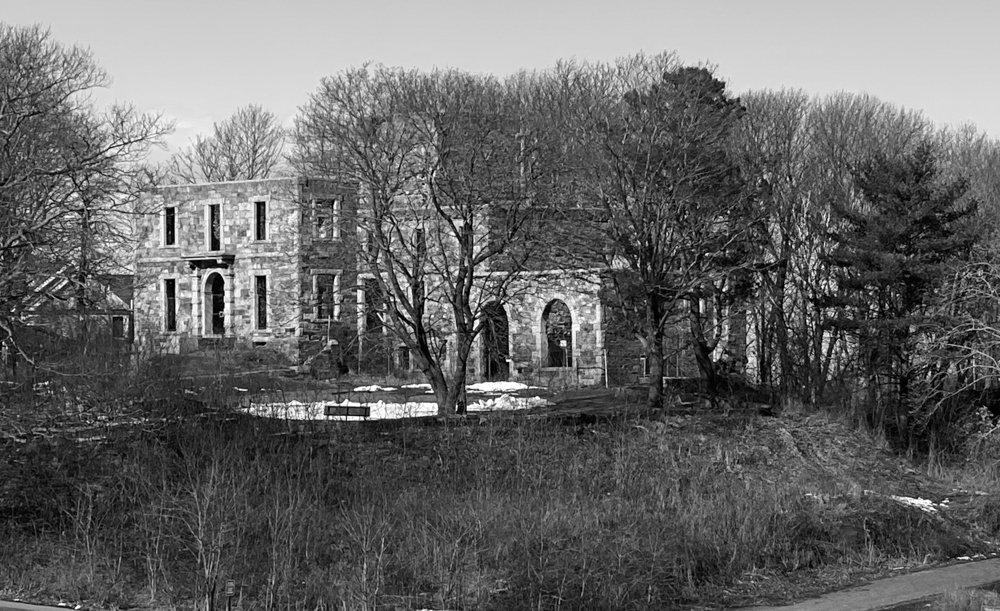 Goddard Mansion by joansmor