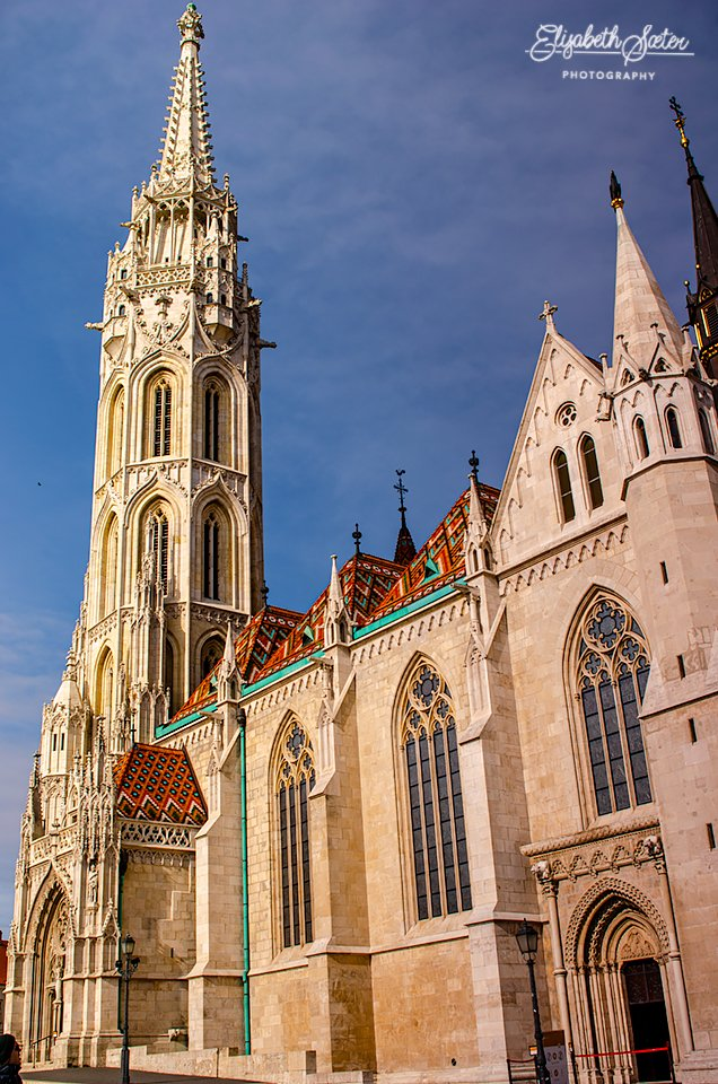 Mathias Church by elisasaeter