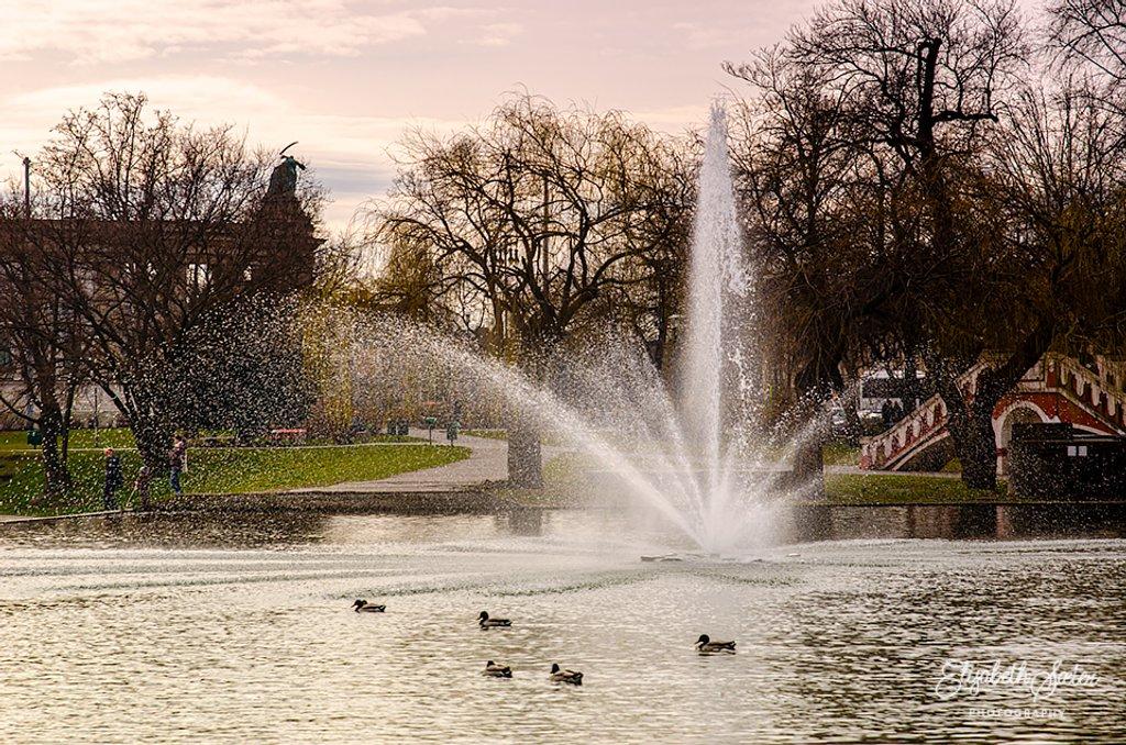 From Varosliget park by elisasaeter