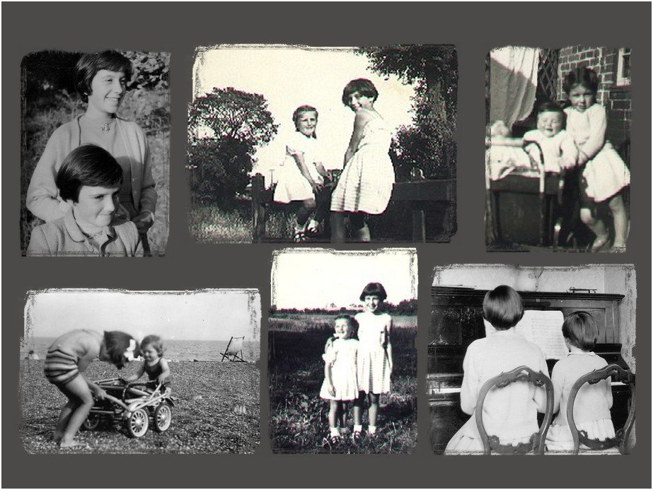 Snapshots of a Suffolk childhood by quietpurplehaze