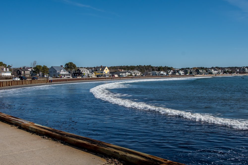 Kennebunk Beach by joansmor