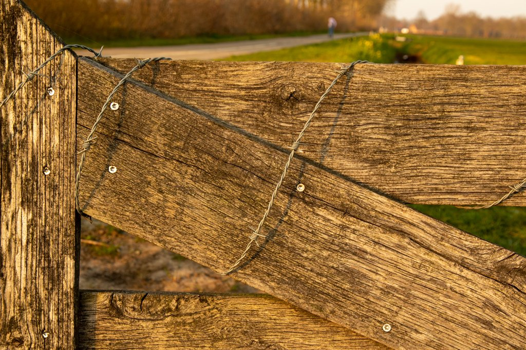 Fence by leonbuys83