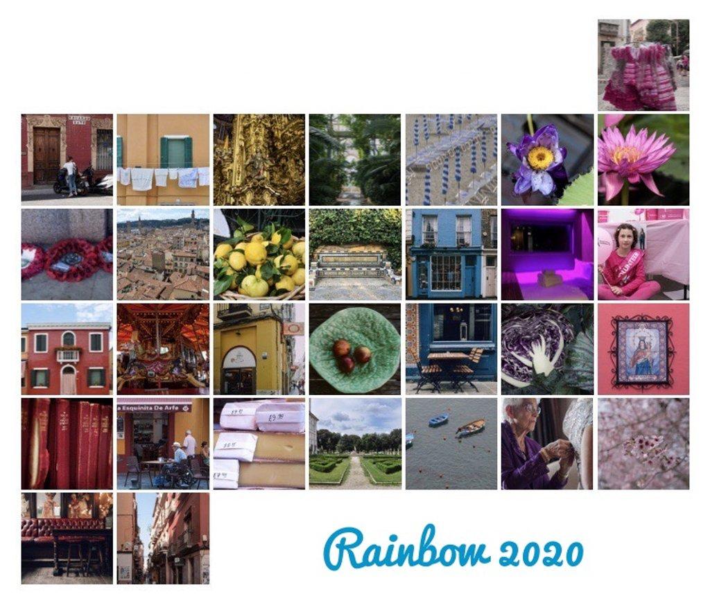 March Rainbow by brigette