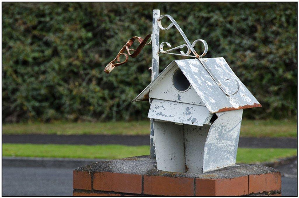 Letterbox by chikadnz