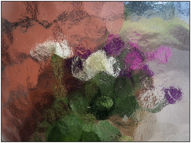 Floral Abstract by chikadnz