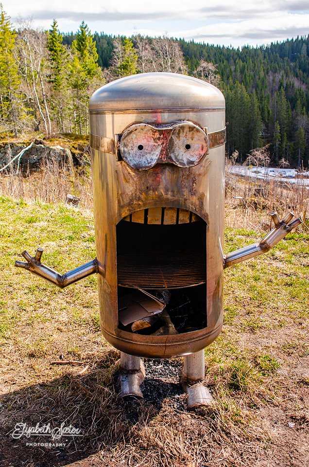 Minions grill by elisasaeter