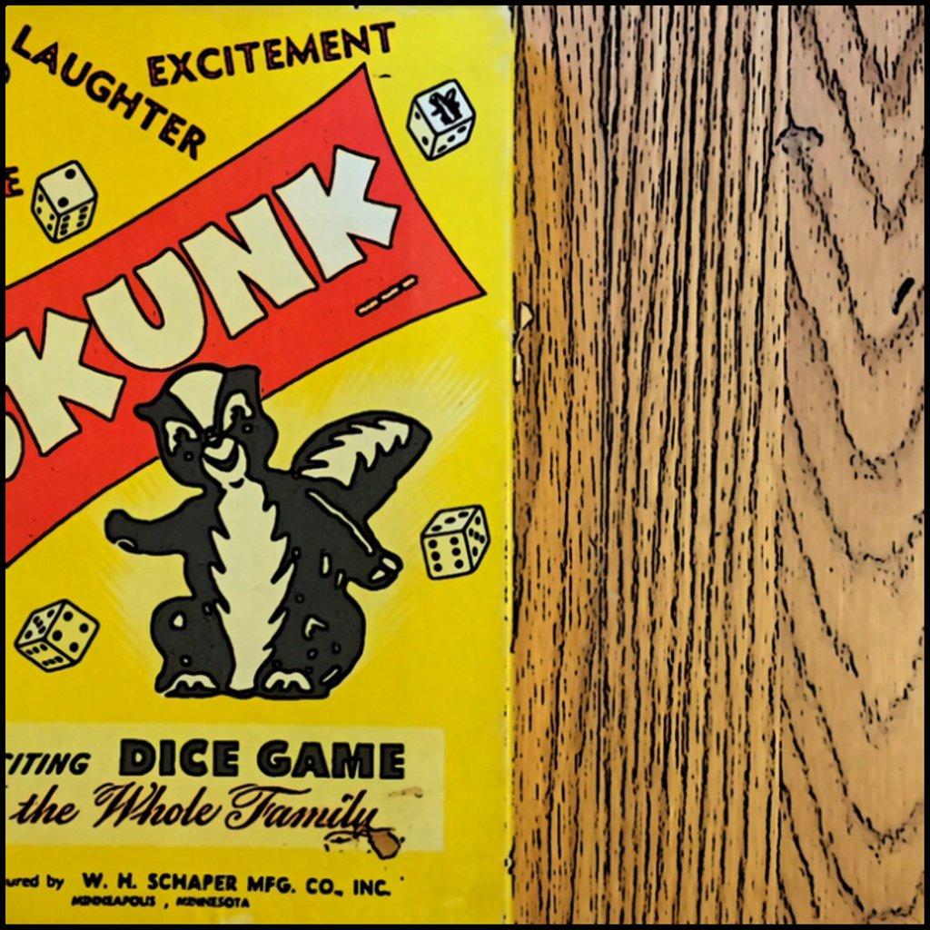 Skunk by mcsiegle