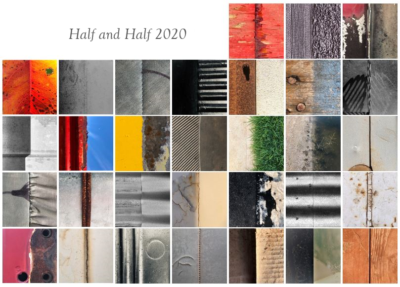 Half and Half 2020 by shellee