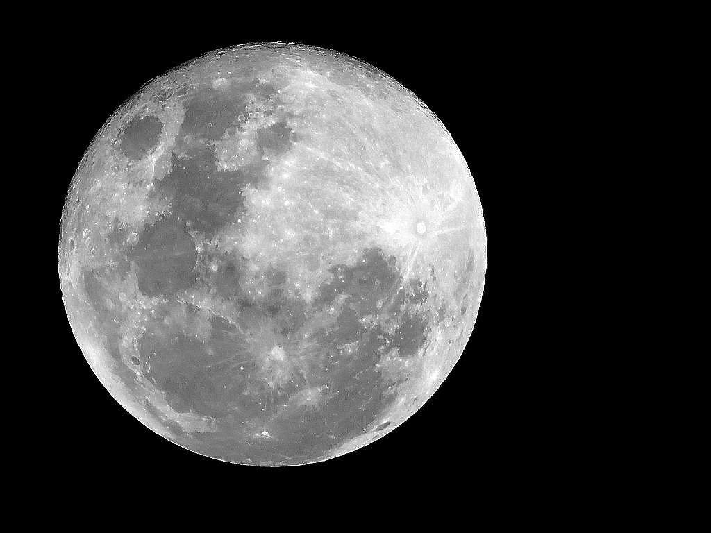 Kathy A's Moon Shot by olivetreeann