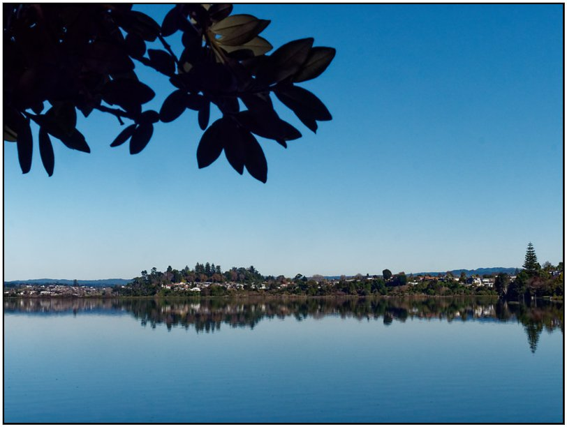 Estuary Reflections by chikadnz