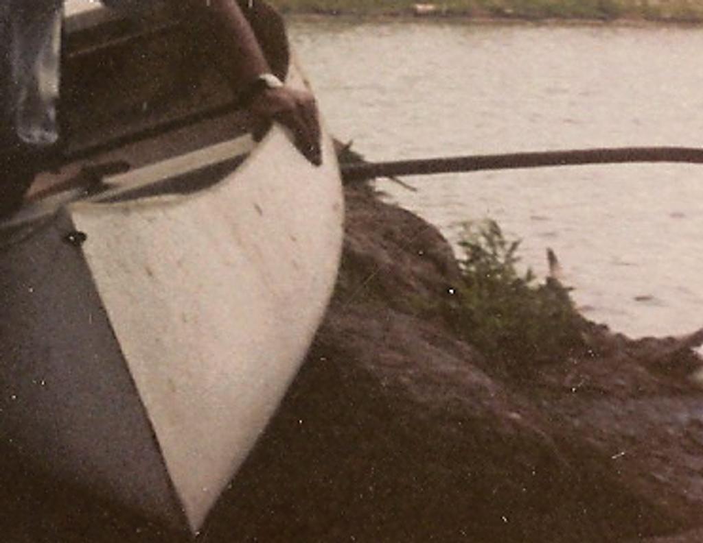 Canoe Day by spanishliz