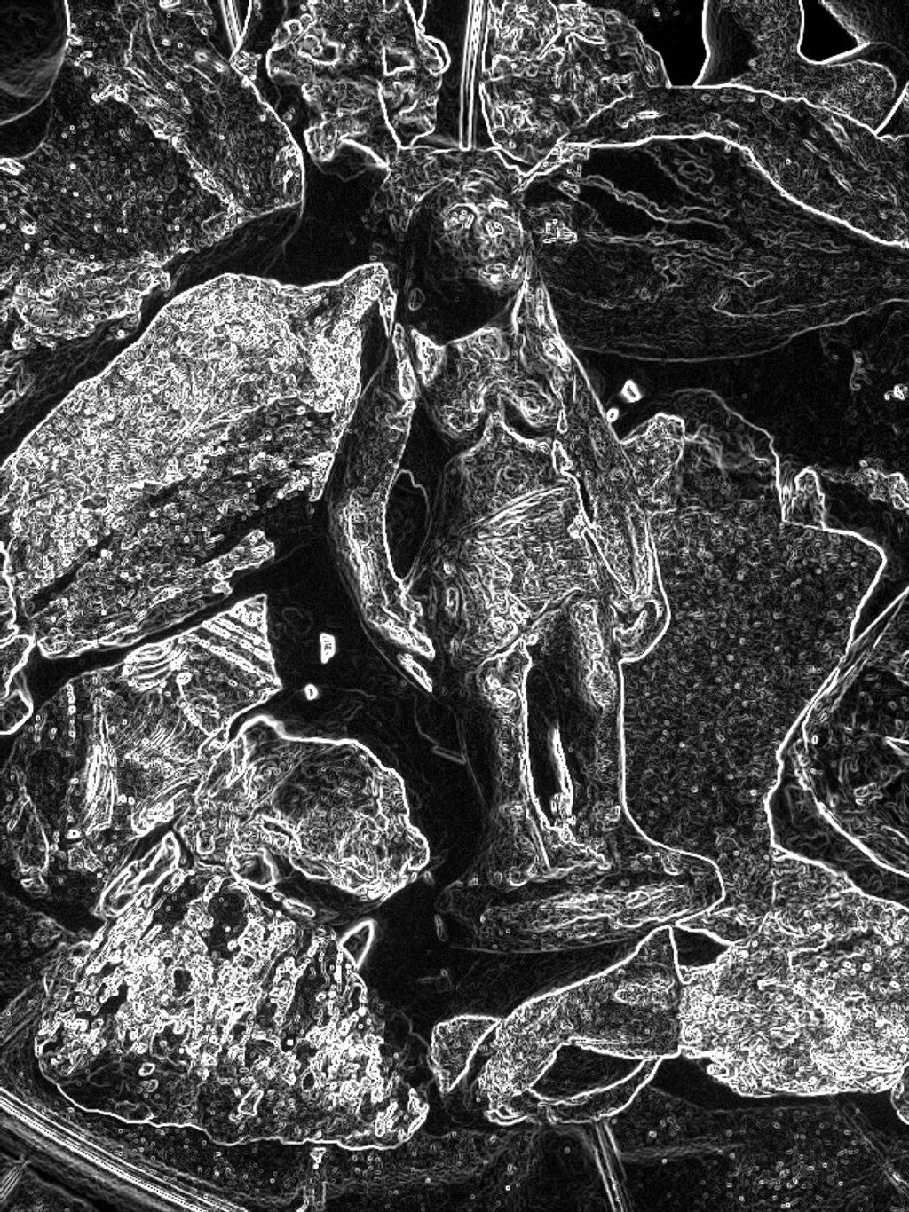 Neanderthal Woman by mcsiegle