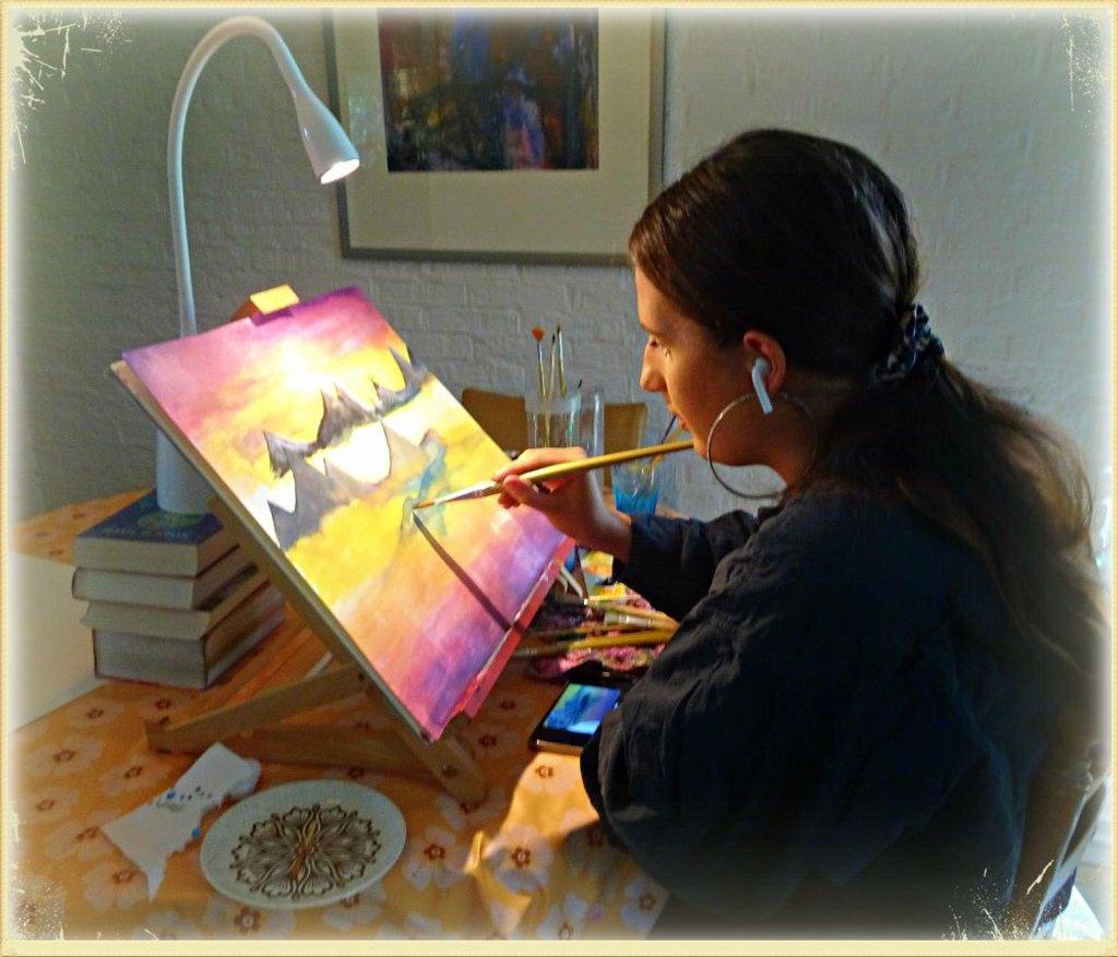 paintress by gijsje