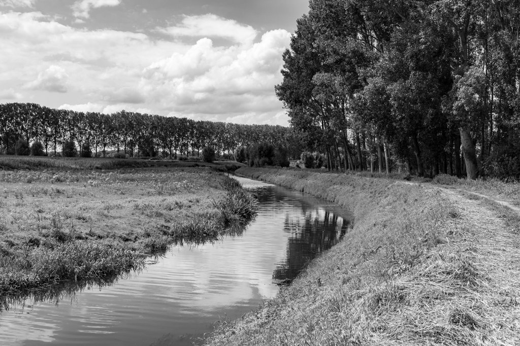 Curve of the river by leonbuys83