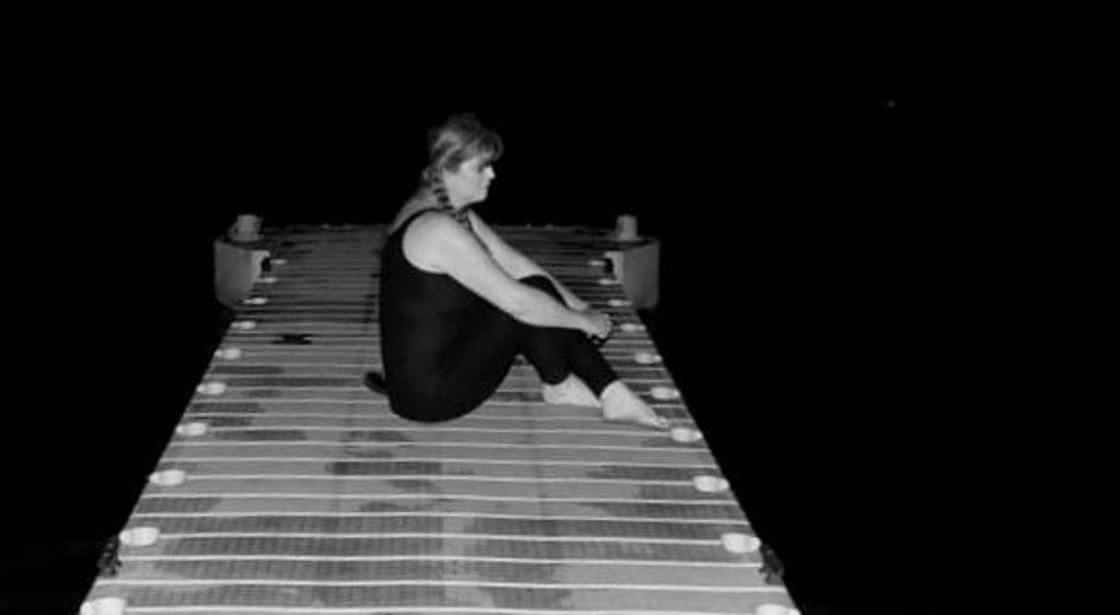 Sister at Night by missjenn