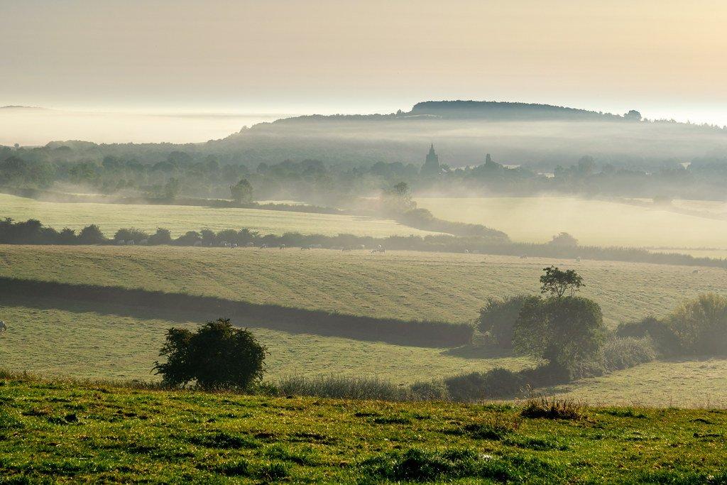Misty Morning by rjb71