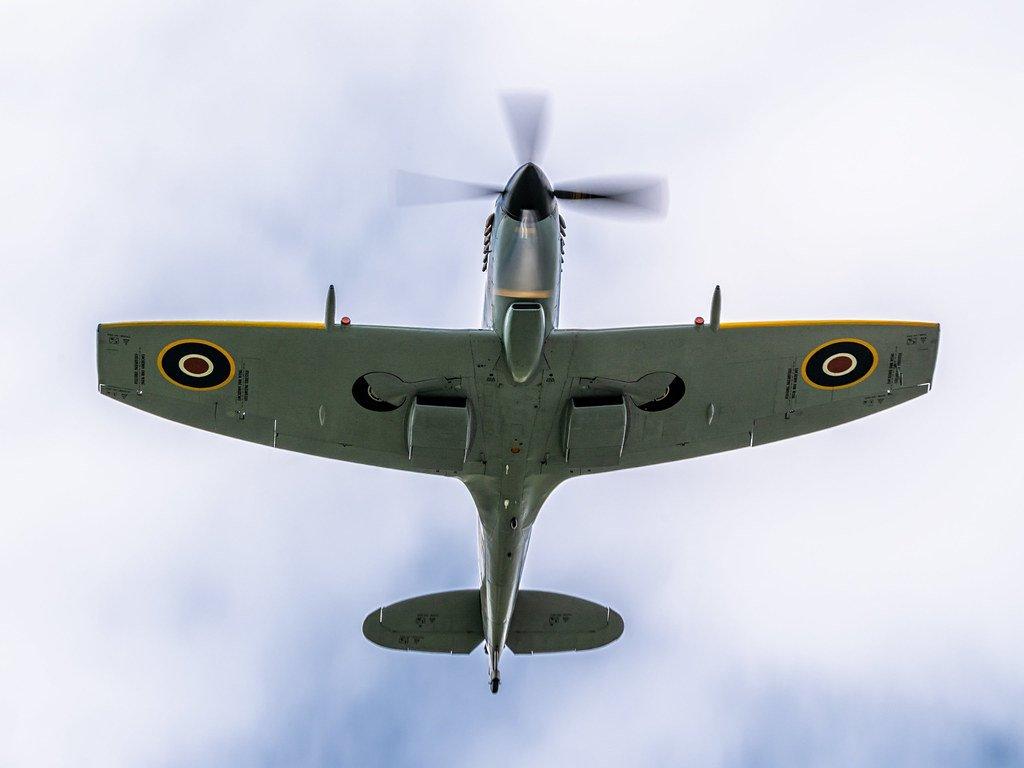 Spitfire TE311 by rjb71
