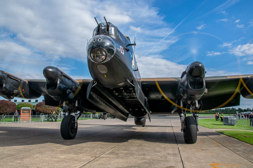 Lancaster Just Jane by rjb71