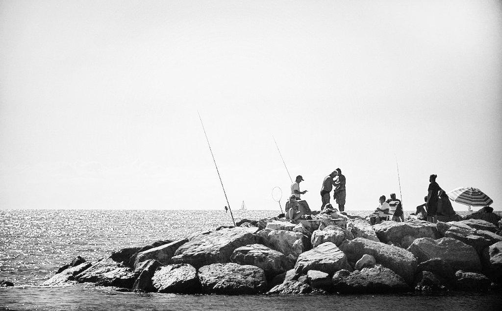Fishermen by caterina