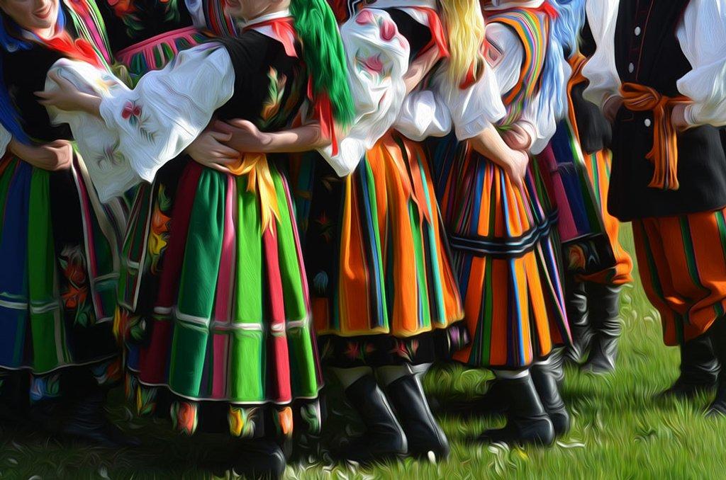 Polish Traditional Dress (BOB) by kgolab