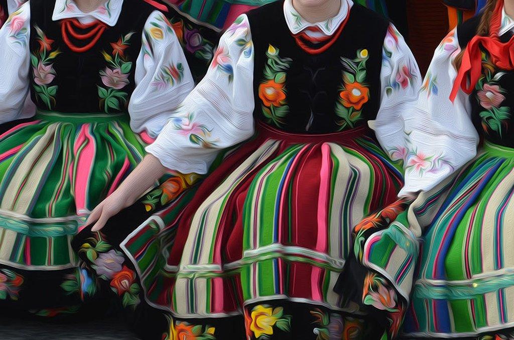Polish Traditional Costume (BOB) by kgolab