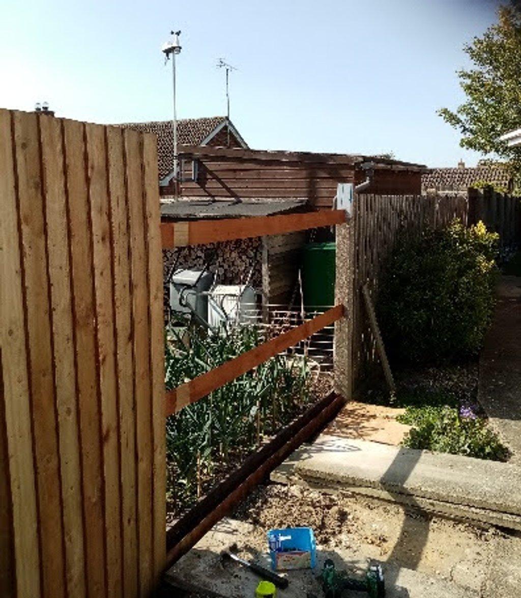Fence by g3xbm