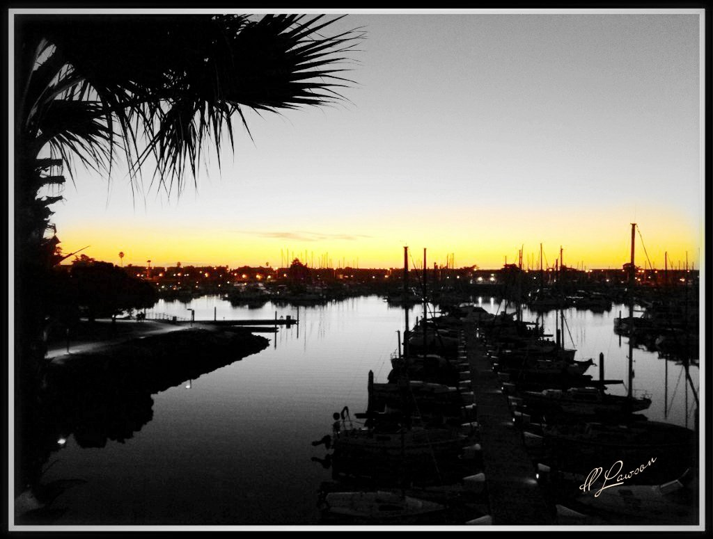 Channel Island Harbor, Oxnard California  by flygirl